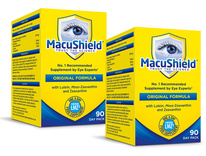 MacuShield - 2 x 90 tbl